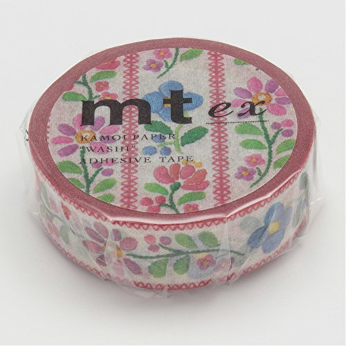 Price comparison product image Mt Washi Masking Tape Ex Embroidery (MTEX1P68)