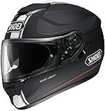 ショウエイ(SHOEI) バイクヘルメット フルフェイス GT-Air WANDERER(ワンダラー) TC-5(BLACK/SILVER) L (頭囲 59cm)