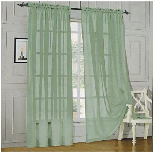 Linen Curtains Amazon Com: Polyester Linen Curtains: Amazon.com