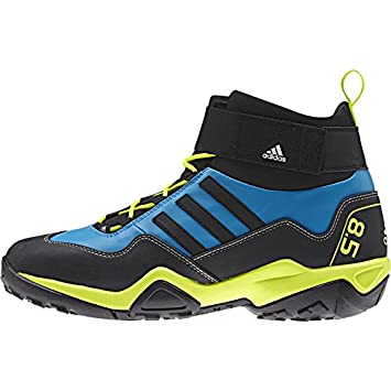 revendeur 3335a c6736 adidas - Chaussure Canyoning - Hydro Lace Bleu/Noir: Amazon ...