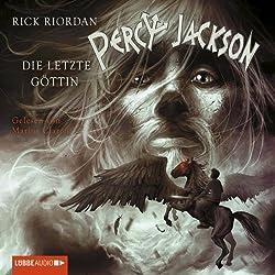 Die letzte Göttin (Percy Jackson 5)