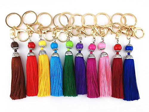 yueton Colorful Tassels Lobster Accessory