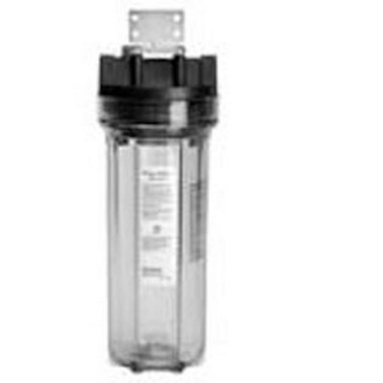 Everpure EV910001 Clear 10-Inch Filter Housing Replacement
