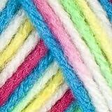 Coats Yarn Red Heart Classic Yarn, Rainbow Brights