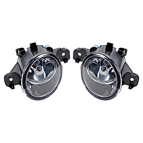 04 Rh Fog Light Lamp (Replacement For Nissan Altima Maxima Rogue Sentra 4cycl Driving Fog Light Lamp RH LH)