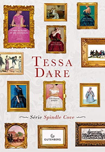 Box Tessa Dare Série Spindle ebook