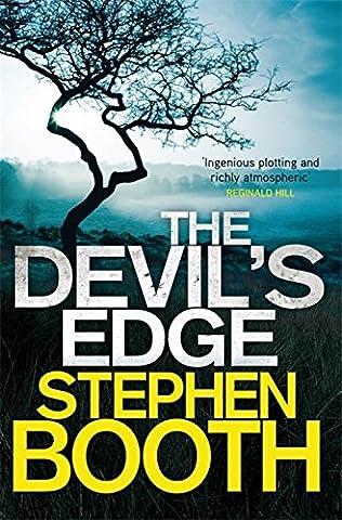 book cover of The Devil\'s Edge