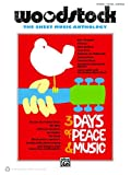 Woodstock Sheet Music Anthology, Alfred Publishing Staff, 0739065327