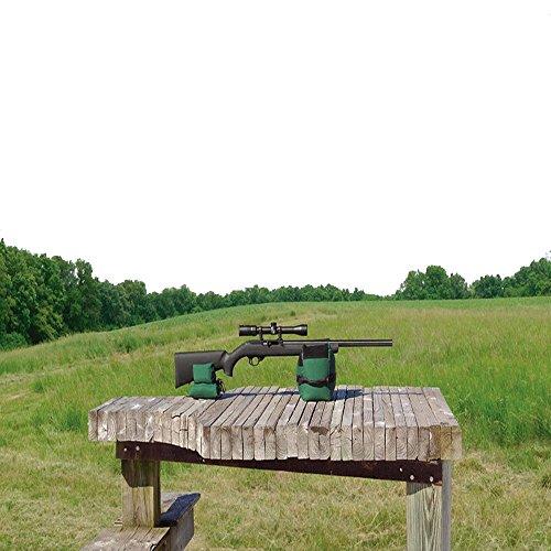 vientiane Sac de Repos de Pistolet Avant et Arrière, Sac de Tir de Cible de Chasse, Support de Tir Chasse Carabine… 4