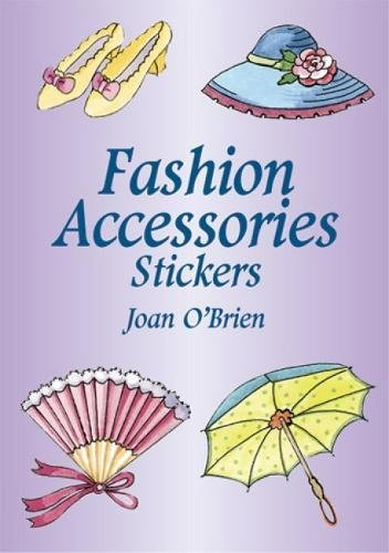 Fashion Accessories Stickers (Dover Little Activity Books)