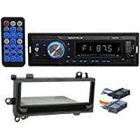 97-02 JEEP WRANGLER TJ Car Digital Media Receiver/Radio w/Bluetooth MP3 USB/SD
