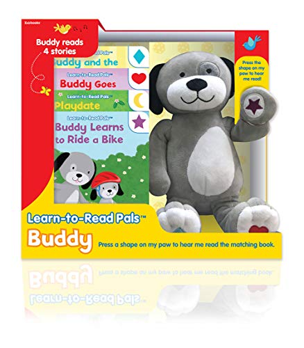 Kidsbooks Learn-to-Read Pals Plush Electronic Story, used for sale  Delivered anywhere in USA