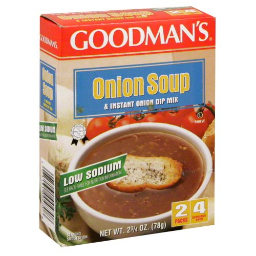 goodman low sodium soup - 2