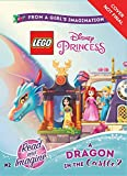 LEGO Disney Princess: A Dragon in the Castle?: Chapter Book 2