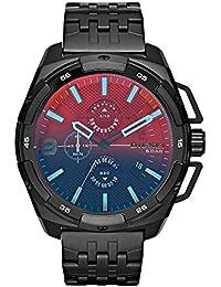 Men's DZ4395 Heavyweight Black Ip Watch