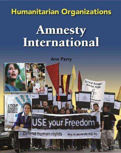 Read Online Amnesty International (Humanitarian Organizations) pdf