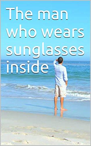 The man who wears sunglasses ()