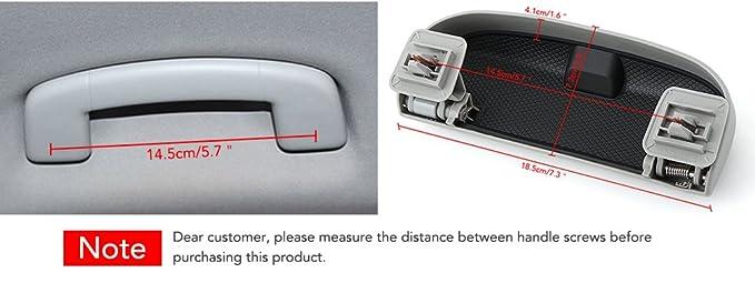 Amazon.com: AndyGo - Soporte para gafas de sol para Mercedes ...