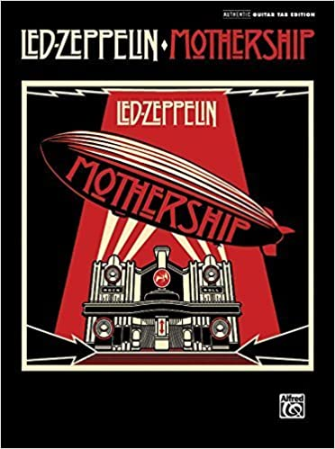 Led Zeppelin: Mothership - Authentic Guitar, Tab Edition by Led Zeppelin (August 1, 2008)