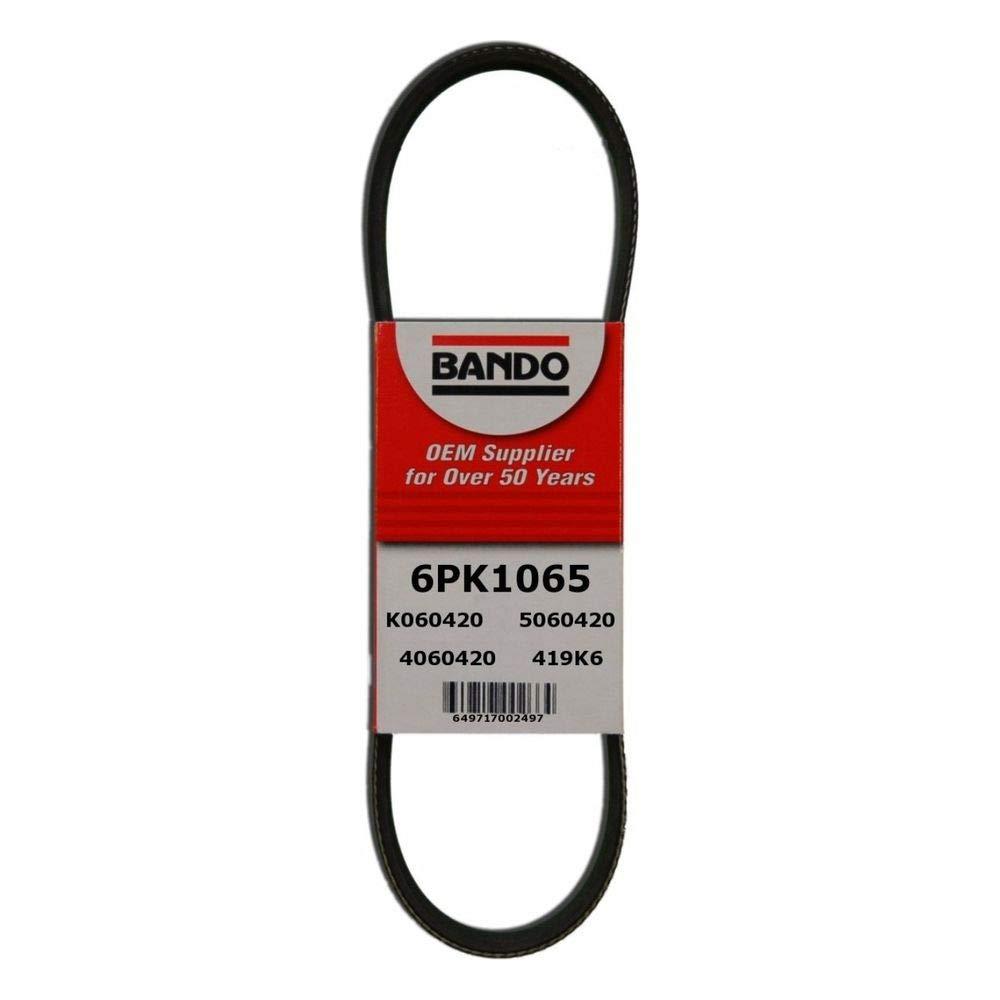 Bando 6pk2135 Oem Quality Serpentine Belt Automotive 2005 4 6l Ford F 150 Engine Pulley Diagram