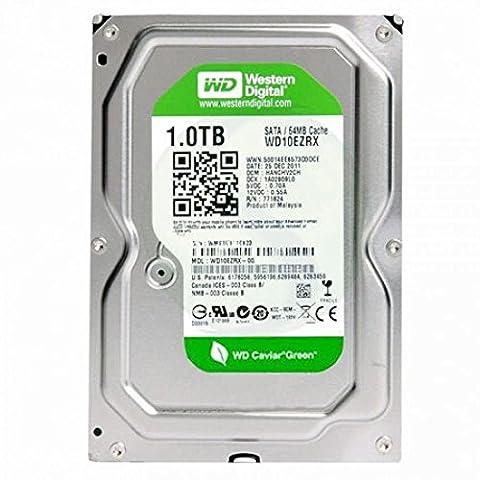 Western Digital(WD) GREEN INTELLISTORE/AV Deskptop 1TB( 1Terabyte) 3.5
