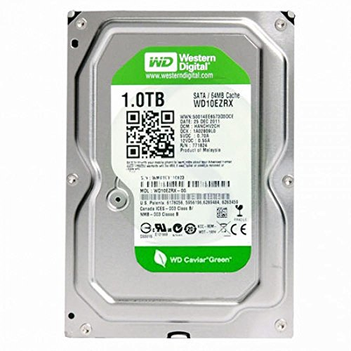 "Western Digital GREEN INTELLISTORE/AV Deskptop 1TB 3.5""Hard"