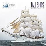 National Maritime Museum - Tall Ships wall calendar 2017 (Art calendar) (Square)