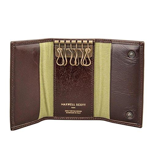 Italian Leather Key Case - 5