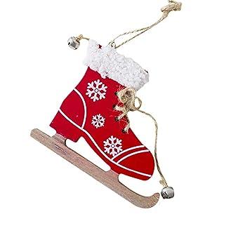 CLOUD rom cloom Árbol de Navidad Patines en línea colgante ...