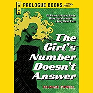 The Girl's Number Doesn't Answer Audiobook