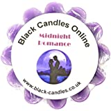 Black Candles Wax Tart Melt - Midnight Romance Fragrance by Black Candles Online