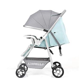 Amazon.com: Cochecito de bebé ultraligero y portátil de dos ...
