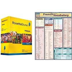 Rosetta Stone French Vocabulary Bundle