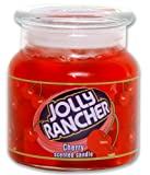 Jolly Rancher by Hanna's Candle Jolly Rancher Cherry Jar Candle