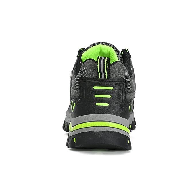 Zapatillas de Senderismo Hombre Mujer Outdoor Impermeables Trekking ...