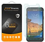 "[3-Pack] Supershieldz for Samsung ""Galaxy S7 Active"" (Not Fit For Galaxy S7 Model) Tempered Glass Screen Protector, Anti-Scratch, Anti-Fingerprint, Bubble Free, Lifetime Replacement Warranty"