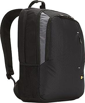 b3cef201a4 Case Logic VNB217 Sac à dos en Nylon pour ordinateur 15-17,3