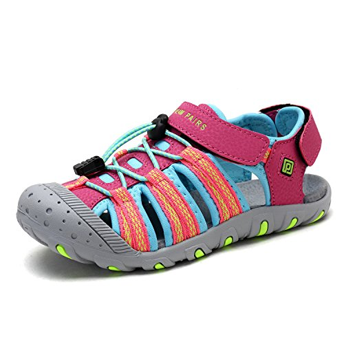Pictures of DREAM PAIRS Boys & Girls Toddler/Little Kid/Big Kid 171111-K Outdoor Summer Sandals 7