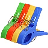 Xinhenchen Plastic Clothes Laundry Pegs Beach Towel Clips Quilt Clips