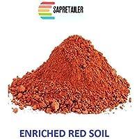 SAPRETAILER Red Soil All Purpose 100% Organic Natural Soil for Plants 10Kg