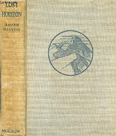 Pdf lost horizon james hilton