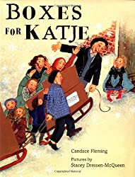 Library Book: Boxes for Katje (Rise and Shine)
