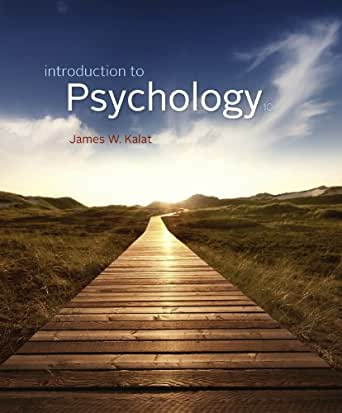 James kalat introduction to psychology 10th edition