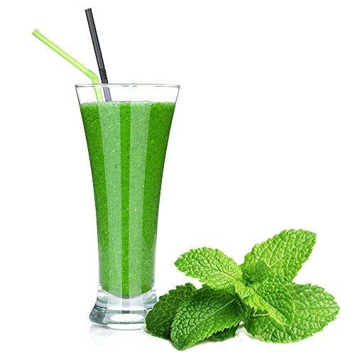Pfefferminz Geschmack extrem ergiebiges Getränkepulver für Isotonisches Sportgetränk Energy-Drink ISO-Drink Elektrolytgetränk Wellnessdrink