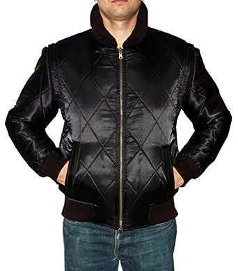 Ryan Gosling Scorpion Drive Jacket Black (XXX Large)