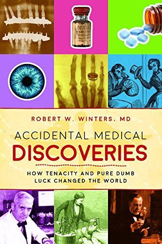 Accidental Medical Discoveries  How Tenacity And Pure Dumb Luck Changed The World