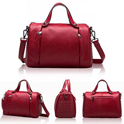 Sac sac sac bandoulière main à bag et à États bandoulière sac Unis à féminin femmes Gray L'Europe sac matériel Messenger les Lxf20 PU 1wqFfd1