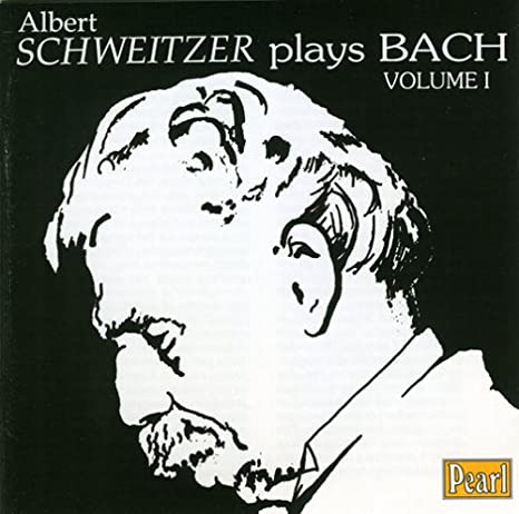 Plays Bach 1