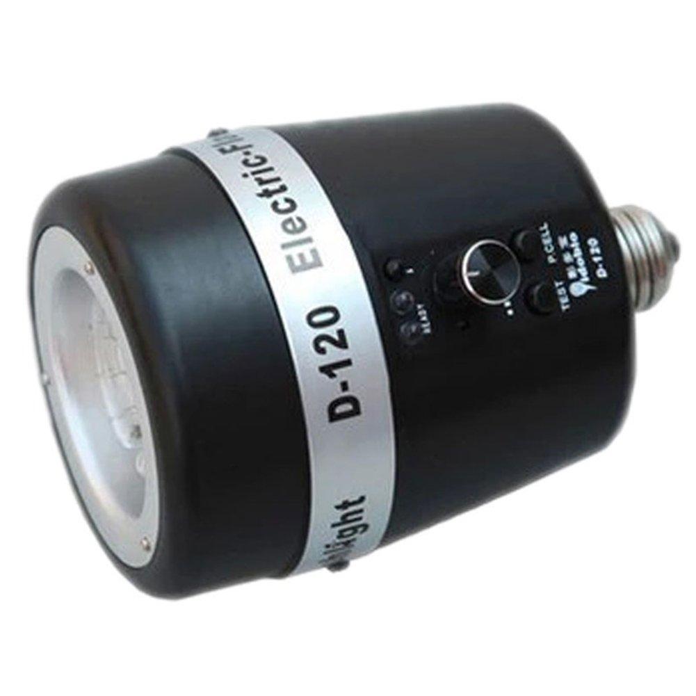 Yidoble 120WS 32GN 5600K Photo Studio Strobe Flash Light, E27 Master AC Slave Lighting Bulb by Yidoble