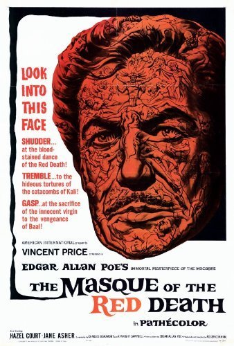 Masque of the Red Death POSTER Movie   by Decorative Wall Po